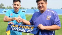 Chính thức: Cầu thủ Việt Nam thứ 2 sang Thái League thi đấu