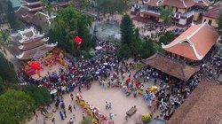 Những đền, chùa đông nghịt khách dịp cuối năm khắp 3 miền đất nước