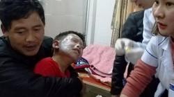 Clip: Nổ bình gas, 7 học sinh tiểu học bị thương