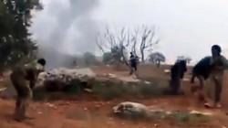 Phi công lái Su-25 rơi ở Syria diệt 2 phiến quân trước khi tự sát