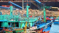 """Bình Định: Nỗi lo cảng hàng """"đè"""" cảng cá"""