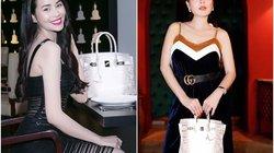 Chiếc túi Hermes vài tỷ đồng khiến nhiều mỹ nhân Việt mê mẩn