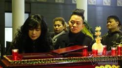 Thanh Lam, Tùng Dương đượm buồn đến tiễn đưa nhạc sĩ Hoàng Vân