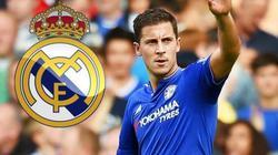 Real tước áo số 9 của Benzema để trao cho Hazard?