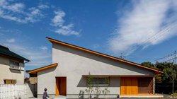 Nhà cấp 4 hai mái kiểu Nhật, đơn giản, thoáng đãng mà đẹp mê ly