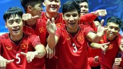 Futsal Việt Nam nhận tin mừng cho giấc mơ World Cup 2020