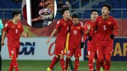 Tuyển thủ U23 Việt Nam gửi tiền hỗ trợ nữ công nhân về tết