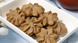Bánh quy chocolate tặng người yêu cũng hợp mà Tết đãi khách cũng ngon