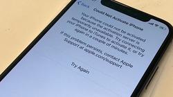 Hướng dẫn khắc phục nhanh iPhone không thể kích hoạt