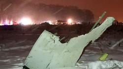 Máy bay Nga rơi: Thoát chết trong gang tấc vì hủy vé vào phút cuối