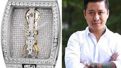 Ca sĩ Tuấn Hưng khoe mạnh tay sắm đồng hồ hơn 3 tỷ chơi Tết