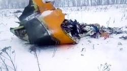 Nhân chứng vụ máy bay Nga rơi: Vụ nổ rất lớn. Mọi thứ đều rung chuyển!