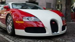 Bugatti Veyron độc nhất Việt Nam bất ngờ lộ diện tại Sài Thành