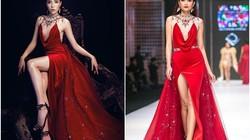 """Những trang phục đụng hàng """"kỷ lục"""" của NTK Việt"""