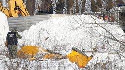Máy bay Nga có thể rơi vì băng đọng trong động cơ