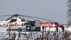 Tìm thấy hơn 1.000 mảnh thi thể nạn nhân máy bay Nga rơi
