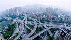 """Thành phố TQ với """"ma trận"""" đường khiến người lạ thấy chóng mặt"""