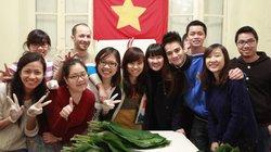 Tết Mậu Tuất và nỗi nhớ nhà của du học sinh Việt Nam