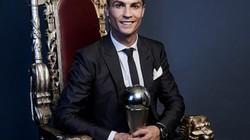 Ronaldo 2017: Cơn bội thu danh hiệu trước ngày tàn cuộc