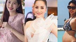 Các mỹ nhân mang bụng bầu năm 2018 nhưng vẫn quyến rũ, xinh đẹp