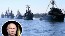 """20 tàu chiến Nga ùn ùn tới biển Baltic """"dằn mặt"""" NATO"""