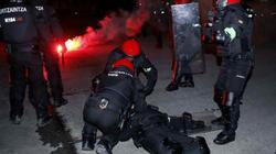 Ẩu đả kinh hoàng tại Europa League, 1 cảnh sát thiệt mạng