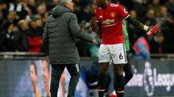 """Đại chiến M.U - Chelsea, Pogba lại bị Mourinho """"đày ải""""?"""
