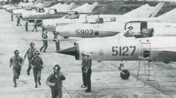 Oai hùng dàn tiêm kích đầu tiên của Không quân VN
