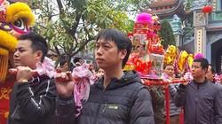 Đền Mẫu Đồng Đăng chật cứng khách hành hương sau sự cố cháy nổ