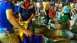 Chợ cá lóc đồng lớn nhất Sài Gòn tấp nập ngày vía Thần Tài