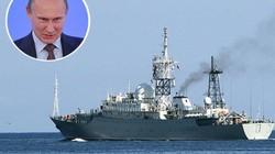 """Tàu gián điệp Nga bị phát hiện """"nấp"""" cách bờ biển Mỹ chỉ 50km"""