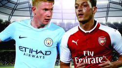 Xem trực tiếp Arsenal vs Man City trên kênh nào?