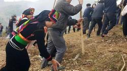 Hàng trăm người tham gia cầu mùa, lên nương gieo cấy ở Yên Bái