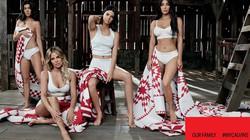 Mẫu béo bắt chước ảnh thời trang của chị em Kardashian và cái kết bất ngờ