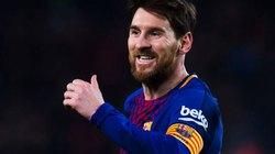 Lập cú đúp vào lưới Girona, Messi tạo nên 2 kỷ lục mới