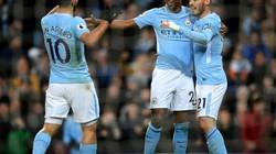 """Clip: """"Vùi dập"""" Arsenal, Man City vô địch League Cup"""