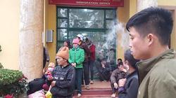 Lạng Sơn: Người dân ùn ùn làm giấy thông hành sang TQ sau Tết