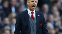 HLV Wenger lý giải vì sao Arsenal thảm bại trước Man City