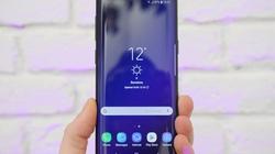 """""""Choáng"""" trước điểm hiệu năng của Galaxy S9 chạy chip Exynos"""