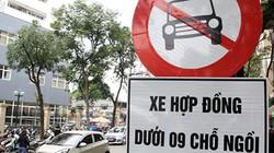 Sở GTVT Hà Nội đề nghị cấm Uber, Grab trên 11 tuyến phố
