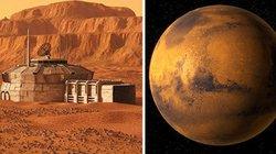 Giáo sư Mỹ nêu cách con người sẽ sống ở sao Hỏa