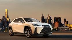 Lộ diện những hình ảnh đầu tiên của Lexus UX 2018
