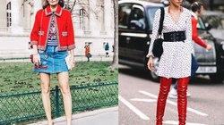 Nguyên tắc chọn màu giày hợp với quần áo