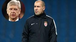 """HLV Monaco lên kế hoạch """"cướp ghế"""" của Wenger tại Arsenal"""