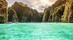 Ngắm vùng vịnh Maya tuyệt đẹp trước khi đóng cửa vì quá tải
