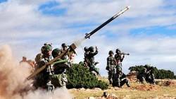 Vũ khí TQ sản xuất khiến máy bay Nga và Syria khiếp hãi