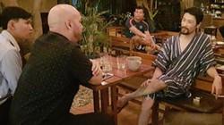 Clip cuộc trò chuyện tại võ đường của võ sư Flores và Johnny Trí Nguyễn