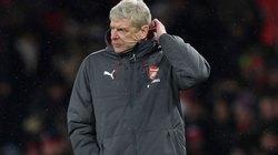 HLV Wenger lý giải nguyên nhân thảm bại của Arsenal