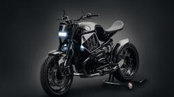Cận cảnh BMW R nineT bản chiến binh bóng đêm cực ngầu