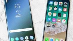 Galaxy S9 soán ngôi iPhone X, trở thành smartphone có màn hình đẹp nhất